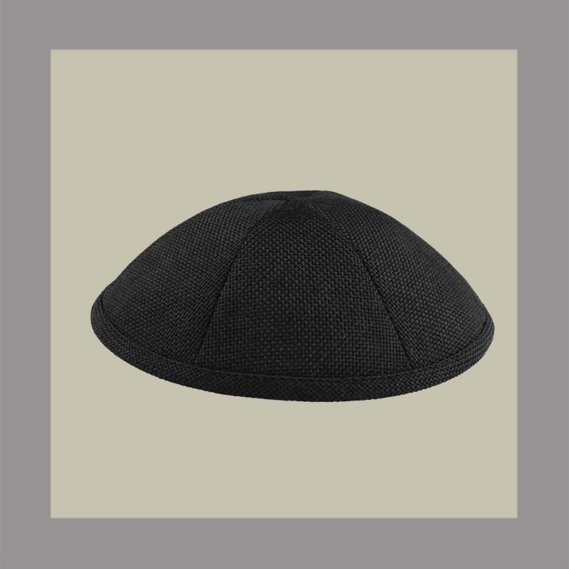 Black Burlap